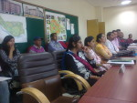 FIRST RESEARCH METHODOLOGY COURSE ( RMC ) COMMENCED IN DOON UNIVERSITY ( 12 - 21 March, 2016 )